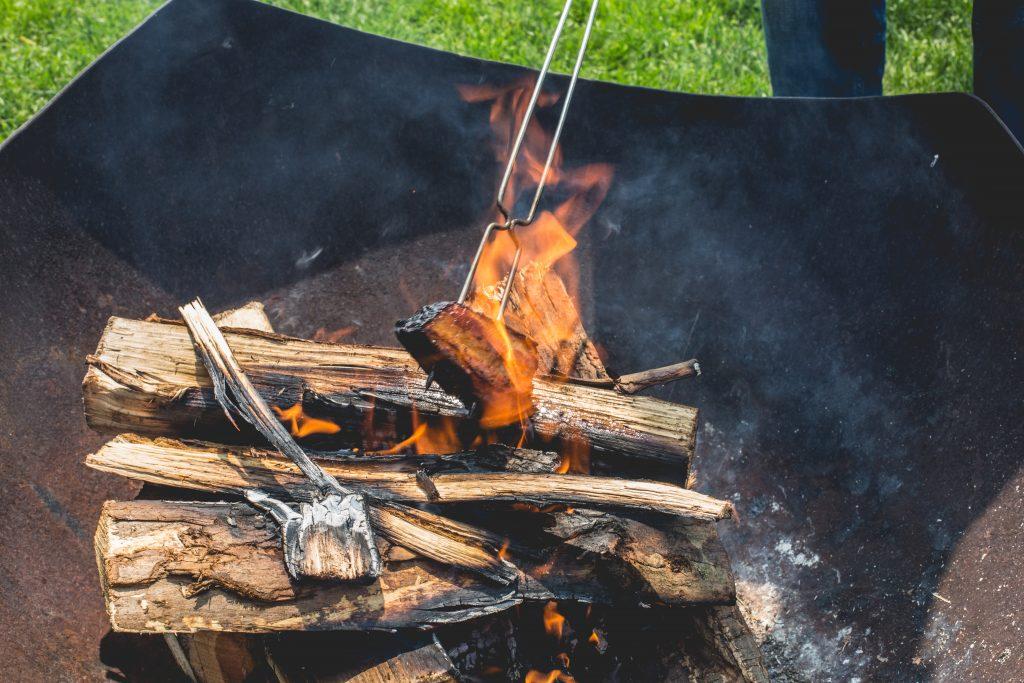 Hungarian bacon roast at Zingerman's Camp Bacon