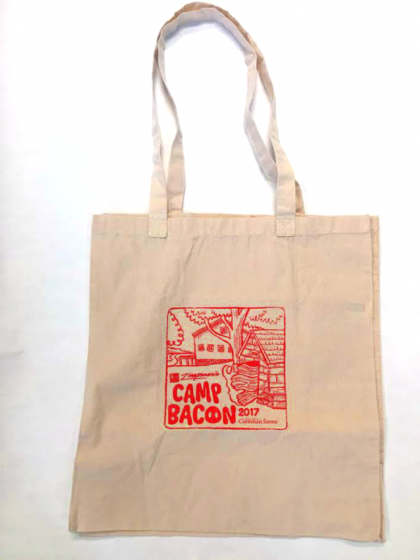 CampBaconToteBag