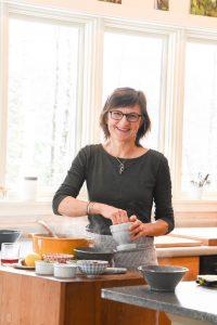 James Beard Award-winning cookbook author, Molly Stevens.